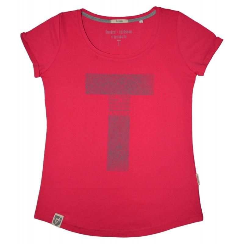 T-shirt damski Fernando