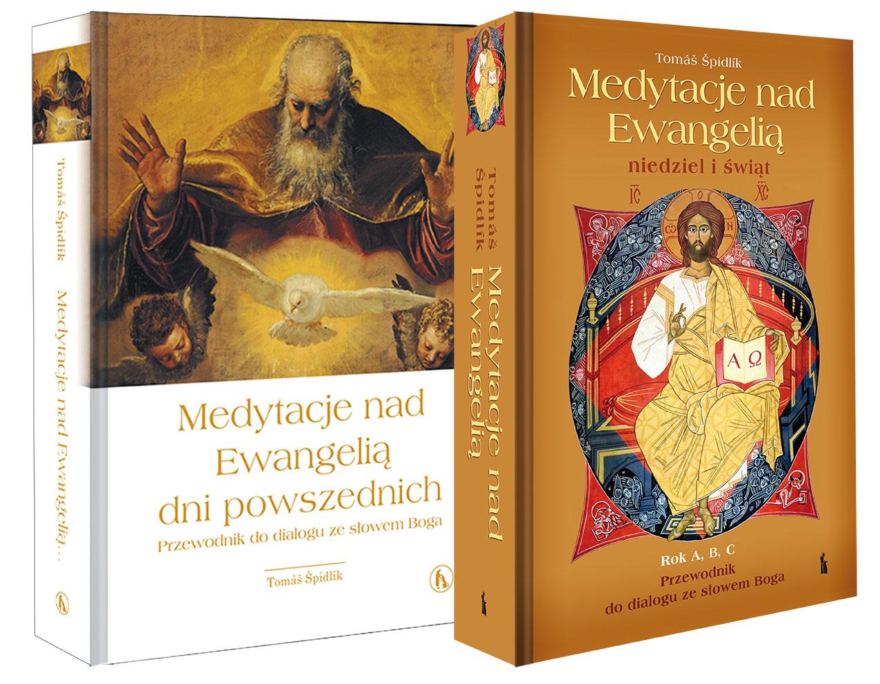 Zestaw książek Medytacje nad Ewangelią