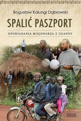 Spalić paszport